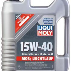 Ulei motor Liqui Moly sup.Mot.Oil+mos2 15w-40- 5l