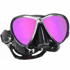 Masca Scubapro - SYNERGY TWIN Black REF F