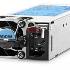 Hp 500W Fs Plat Ht Plg Pwr Supply Kit - UPS