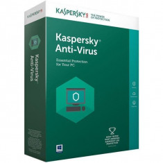 Lic Kav 2018 3 Useri 1 An New Retail - Antivirus Kaspersky