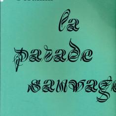 La parade sauvage - PERAHIM