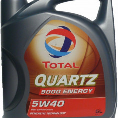 Ulei motor Total Quartz Energy 9000 5w-40- 5l