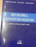 Revizuirea constitutiei - Mihai Constantinescu, Antonie Iorgovan 2003