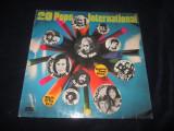 Various  20 Pops International _ vinyl,LP _ Ariola (Germania), VINIL