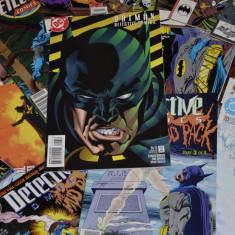Comics Benzi desenate Marvel DC Comics Batman Superman Hulk