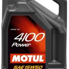 Ulei motor Motul 4100 Power 15W50, 5L