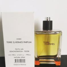 Parfum Tester HERMÈS Terre D'Hermes 100 % calitate ideal cadou, Apa de toaleta, 100 ml