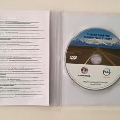 OPEL DVD HARTA NAVIGATIE DVD800 NAVI ROMANIA 2018 INSIGNIA ASTRA J MY2009 MY2010 - Software GPS