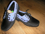 Pantofi barbat TIMBERLAND ed.limitata originali noi piele integral 43, Multicolor, Piele naturala