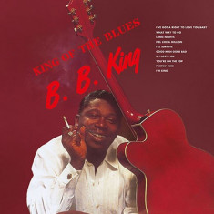 B.B. King King Of The Blues 180g LP (vinyl) - Muzica Blues