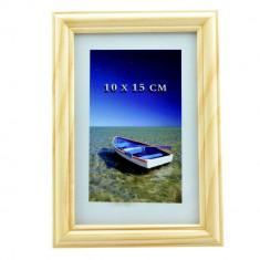 Rama foto Procart Jayden Lemn 10x15cm Natur