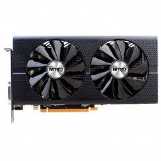 Placa video Sapphire AMD Radeon RX 470 NITRO Mining Edition 8GB DDR5 256bit bulk - Placa video PC