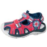 Sandale pentru baieti American Club 231/14, Rosu, American Club