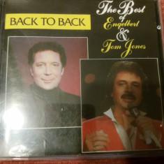 CD audio - the best Engelbert - Tom Jones
