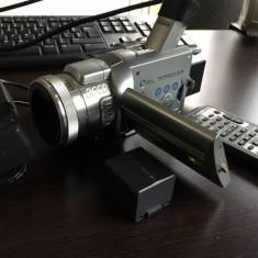 Camera Panasonic 4MP + card+ telecomanda+ baterie+ incarcator - Camera Video