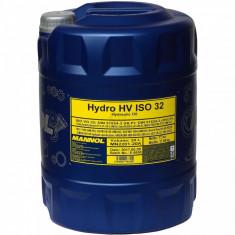 Ulei hidraulic Mannol hydro iso 32 hm- 20l - Compnente turbina