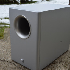 Subwoofer Activ Canton AS 10