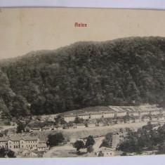 Carte postala Anina (jud. Caras-Severin, Banat) circulata in anul 1919 - Carte Postala Banat 1904-1918, Printata