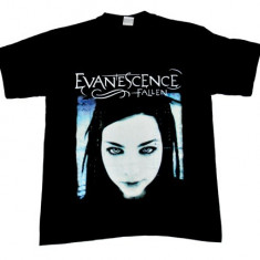 Tricou ROCK Evanescence - Fallen