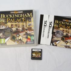 Joc consola Nintendo DS - 2DS - 3DS - Buckingham Palace - complet - Jocuri Nintendo DS, Toate varstele, Single player