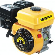 Motor uz general benzina 5.5 Cp gospodarul profesionist gp-168f-1 - Motor electric