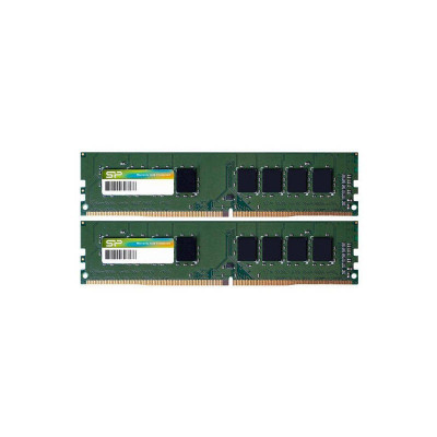 Memorie Silicon-Power 8GB DDR4 2133 MHz 1.2v CL15 Dual Channel Kit foto