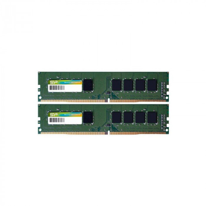 Memorie Silicon-Power 8GB DDR4 2133 MHz 1.2v CL15 Dual Channel Kit