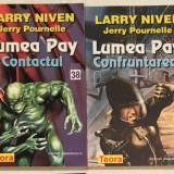 Lumea Pay Contactul si Lumea Pay Confruntarea - Larry Niven, Jerry Pournelle