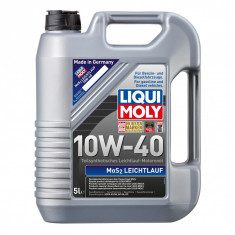 Ulei motor Liqui Moly mos2-leichtlauf 10w-40- 5l