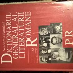 Dictionarul General al Literaturii Romane, Vol. V (P-R), (Academia Romana, 2006)
