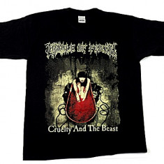 Tricou ROCK Cradle Of Filth