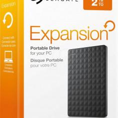 Ehdd 2Tb Sg 2.5 Inch Expansion Usb 3.0 Bk - HDD extern Seagate