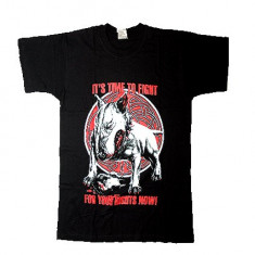 Tricou  It's time to fight