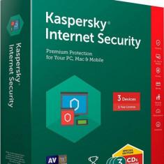Lic Kis 2018 3 User 1 An New Retail - Antivirus Kaspersky