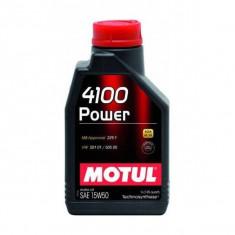 Ulei motor Motul 4100 Power 15W50, 1L