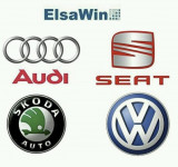 Elsa win 5.30 vag group new elsawin full pack 2014-2016 - vw audi skoda seat, Manual reparatie auto