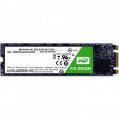 SSD WesternDigital Green, 120 GB, M.2, SATA 3