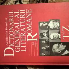 Dictionarul General al Literaturii Romane, Vol. VII (Ț-Z), (Academia Romana 2007