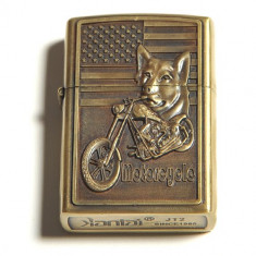 Bricheta model - Zippo - American Motorcycle - Bricheta Zippo