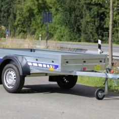 Remorca 750 Kg Blyss Germania, 2040x1090x270 mm - Utilitare auto