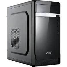 Carcasa Spire TRICER 1412 420W Black - Carcasa PC