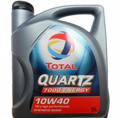 Ulei motor Total Quartz 7000 energy 10w-40- 5l
