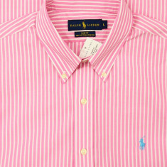 Camasa superba Ralph Lauren   L slim fit - Camasa barbati Ralph Lauren, Marime: 39, Culoare: Din imagine, Maneca lunga