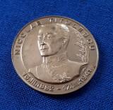Medalie Nicolae Titulescu - SNR Brasov