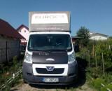 Transport Marfa, 3.5 tone, 7 Euro paleti, 1.9 lei/km