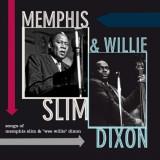 Memphis & Willie Di Slim - Songs of Memphis Slim &.. ( 1 VINYL ) - Muzica Blues