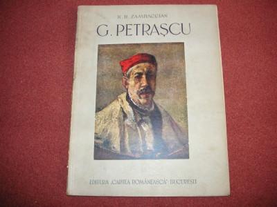 K. H. Zambaccian - G. Petrascu - 1945 (Album) foto