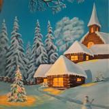 Seara de Crăciun, Natura, Ulei, Altul