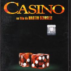 CASINO ! DVD , cu ROBERT DENIRO, JOE PESCI si SHARON STONE, Romana, universal pictures