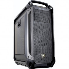 Carcasa Cougar Panzer Max Black - Carcasa PC Cougar, Full Tower